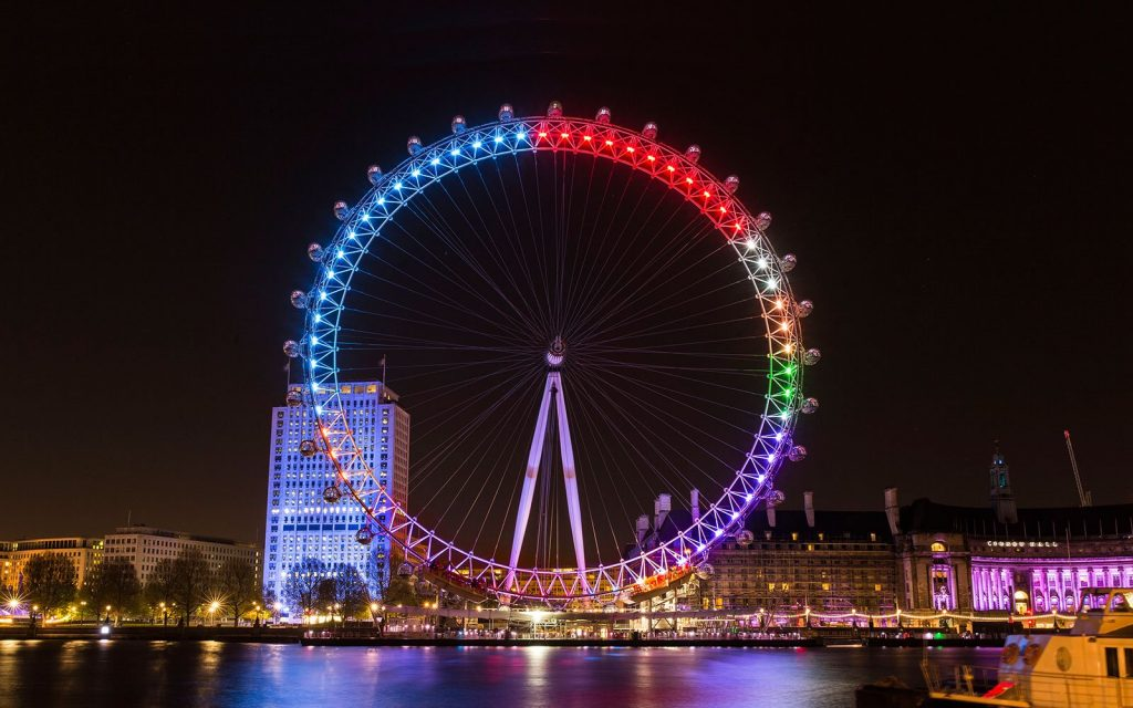 London's Lights & Top 30 Sights