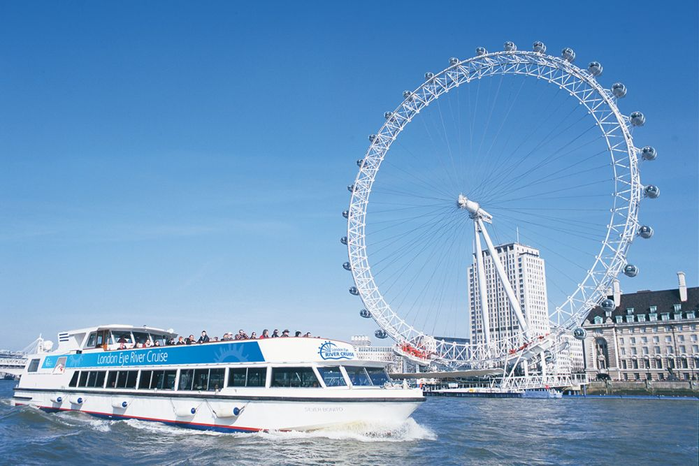 Thames River Cruise & See 20+ London top sights