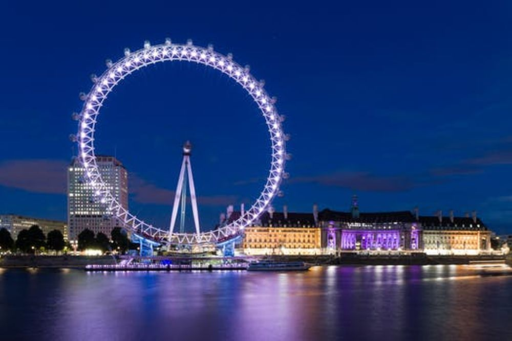 Ride the London Eye & See 30+ London Top Sights