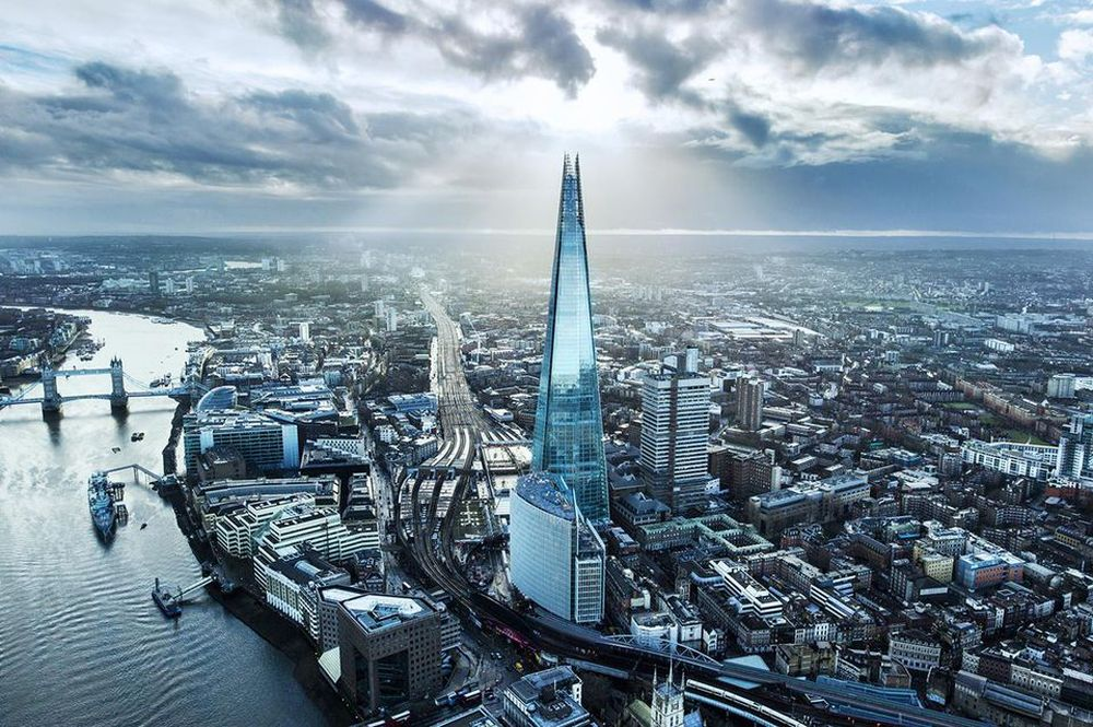 Westminster Walking Tour, River Cruise & Go Up The Shard