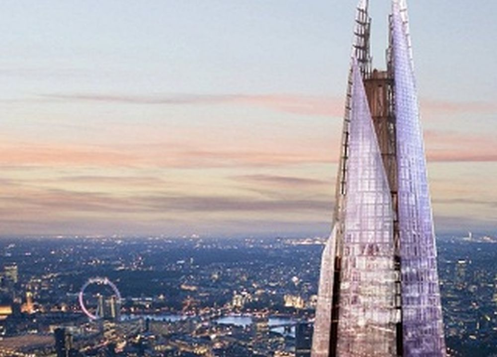 Go up the Shard & See 20+ London top sights
