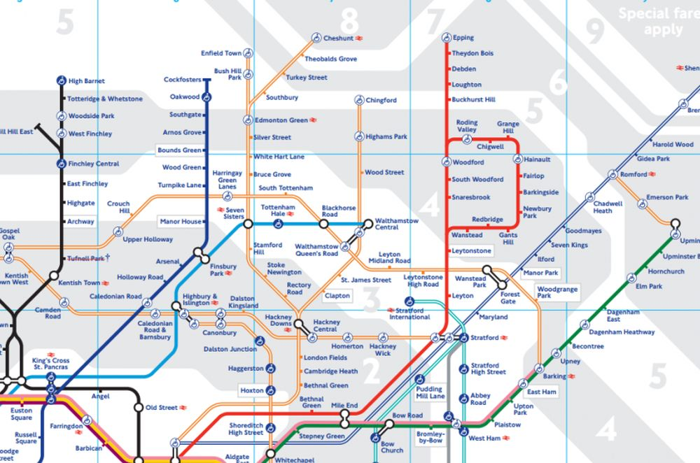 London Underground 2-Hour Tube Tour (Private option)