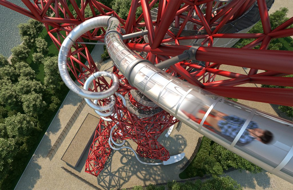 Slide Down The Arcelormittal Orbit & See 30+ London Top Sights