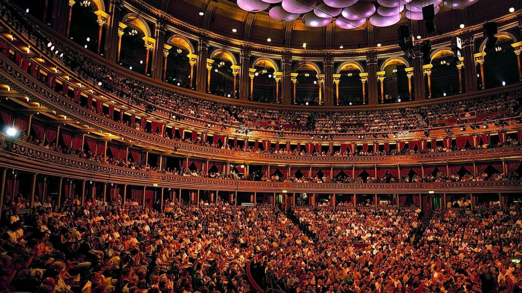 Visit The Royal Albert Hall & See 30+ London Top Sights