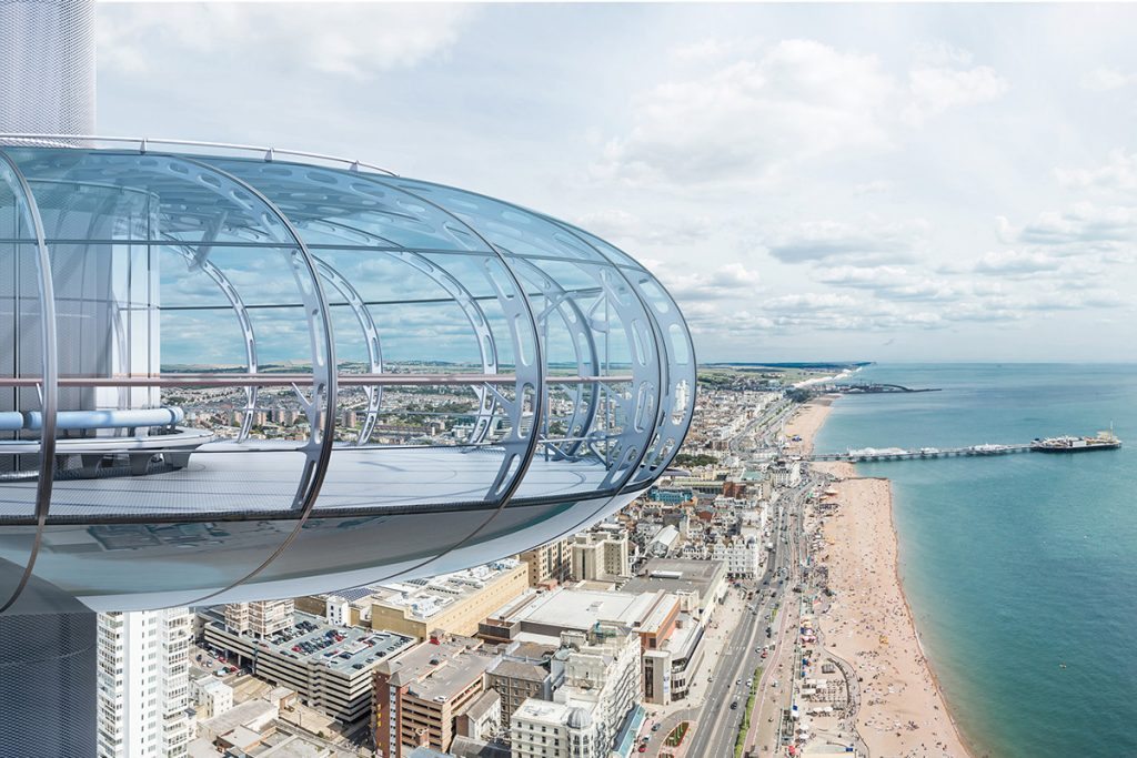 British Airways i360 Entrance Ticket