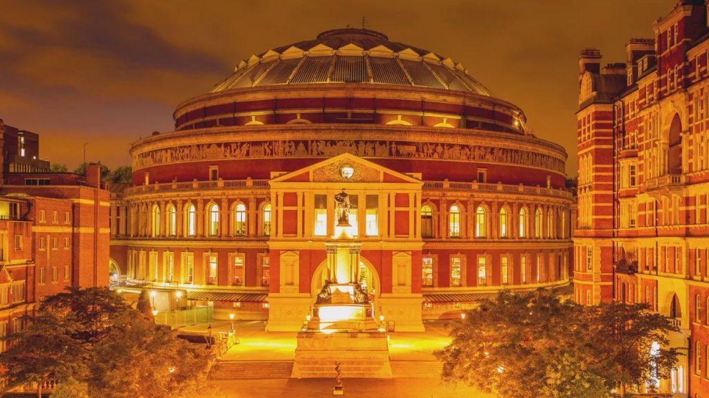 Royal Albert Hall Tour